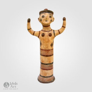 M91-mycenaean-shaped-figurine